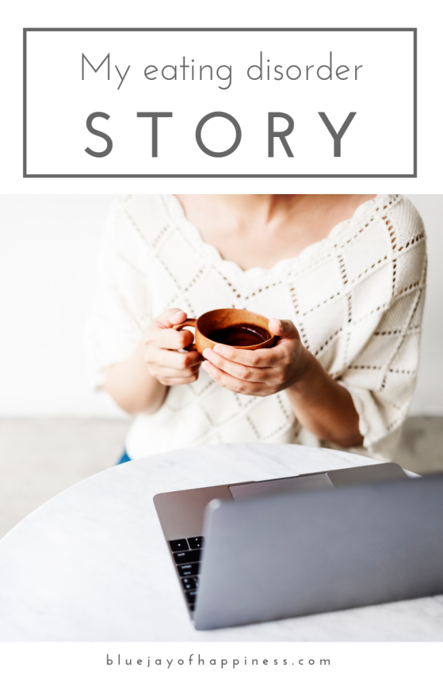 My eating disorder recovery story