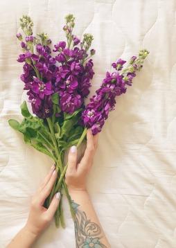 self-love-flowers