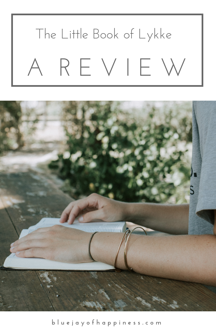 The Little Book of Lykke - a review