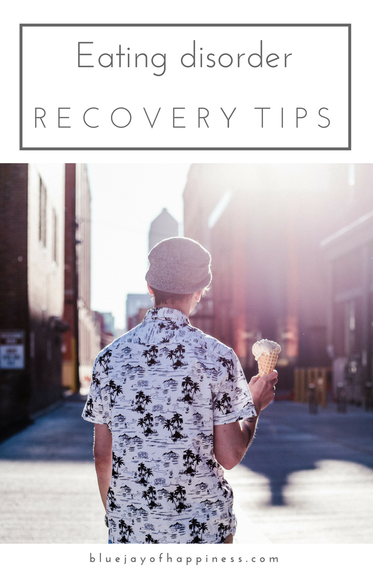 Eating disorder recovery tips