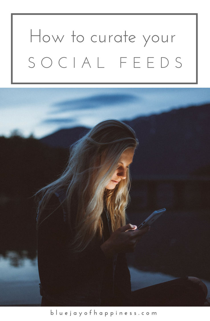 How to curate your social feeds