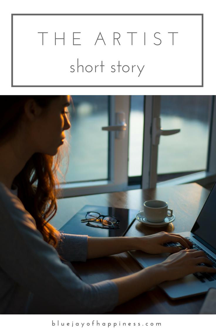 The artist - a short story