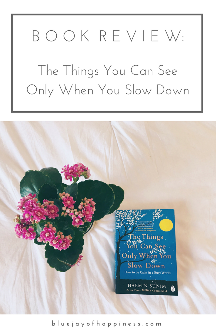 Book review: The Things You Can See Only When You Slow Down