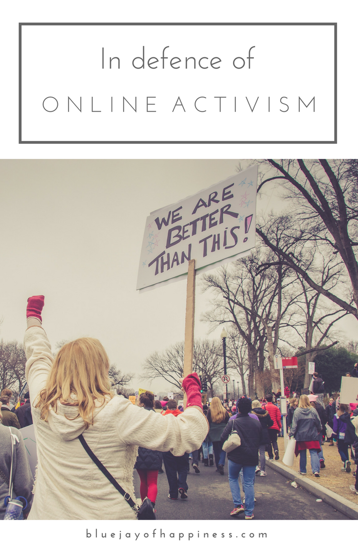 In defence of online activism