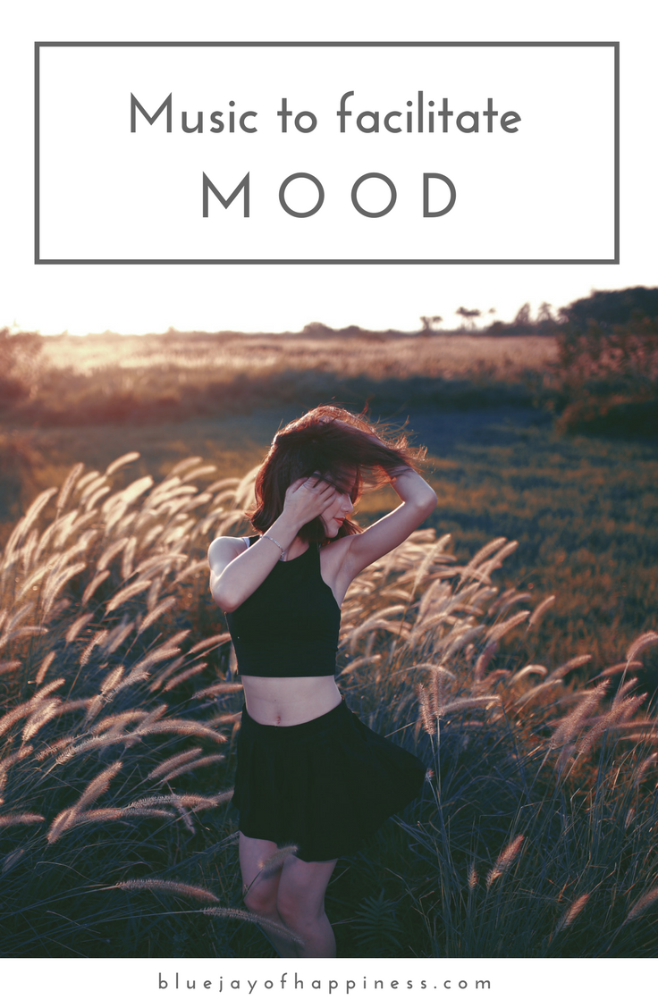 A guide to using music to facilitate mood.