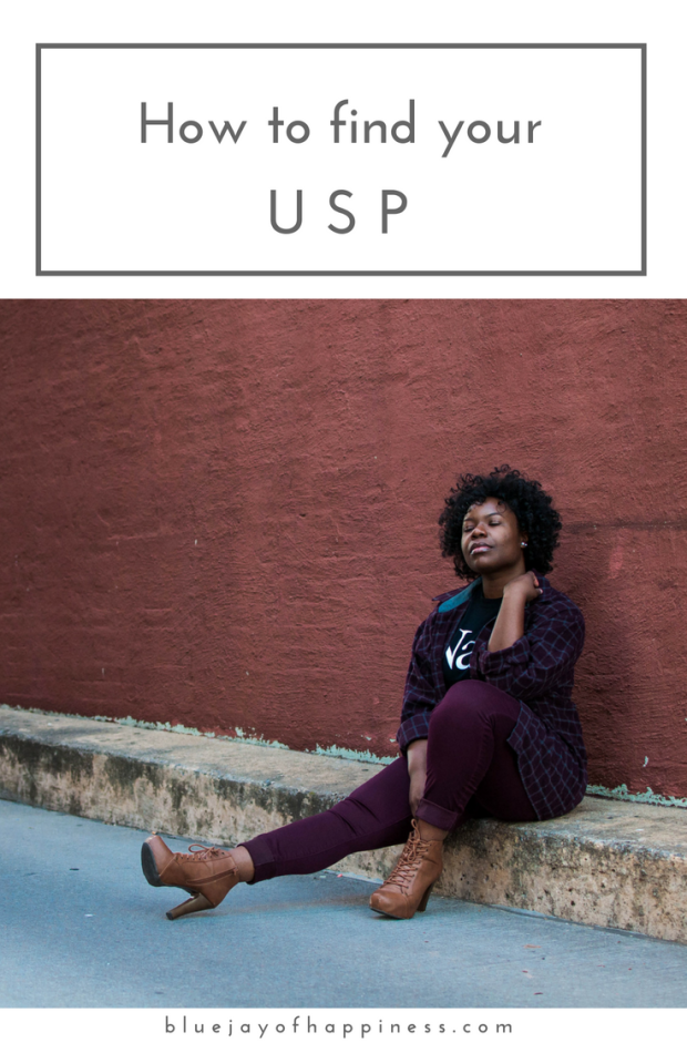 How to find your USP