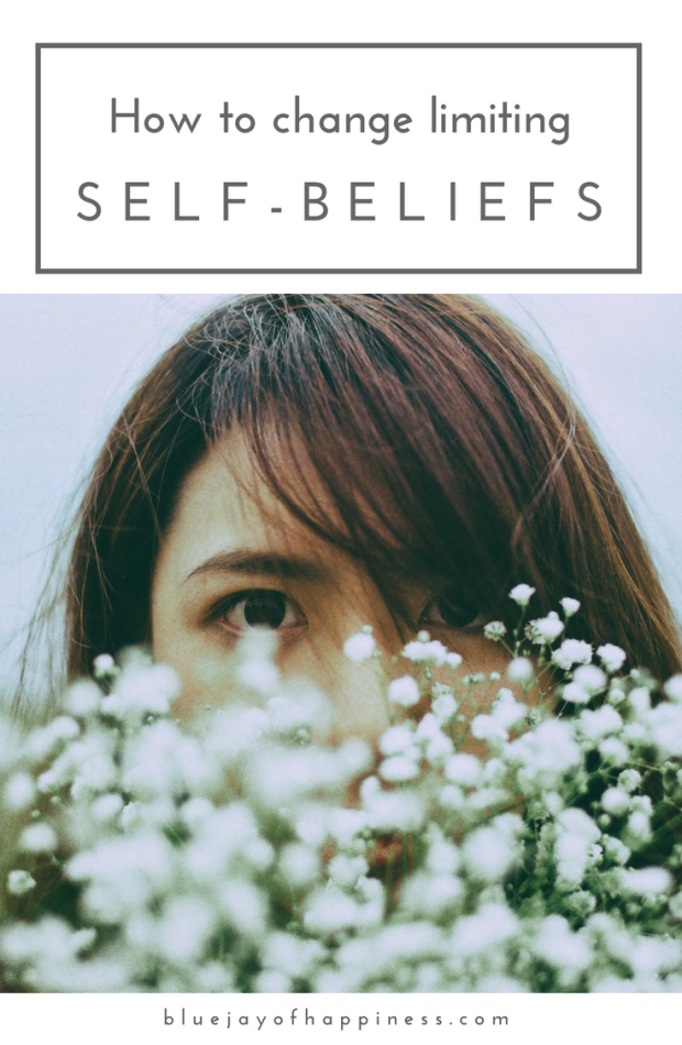 How to change limiting self-beliefs