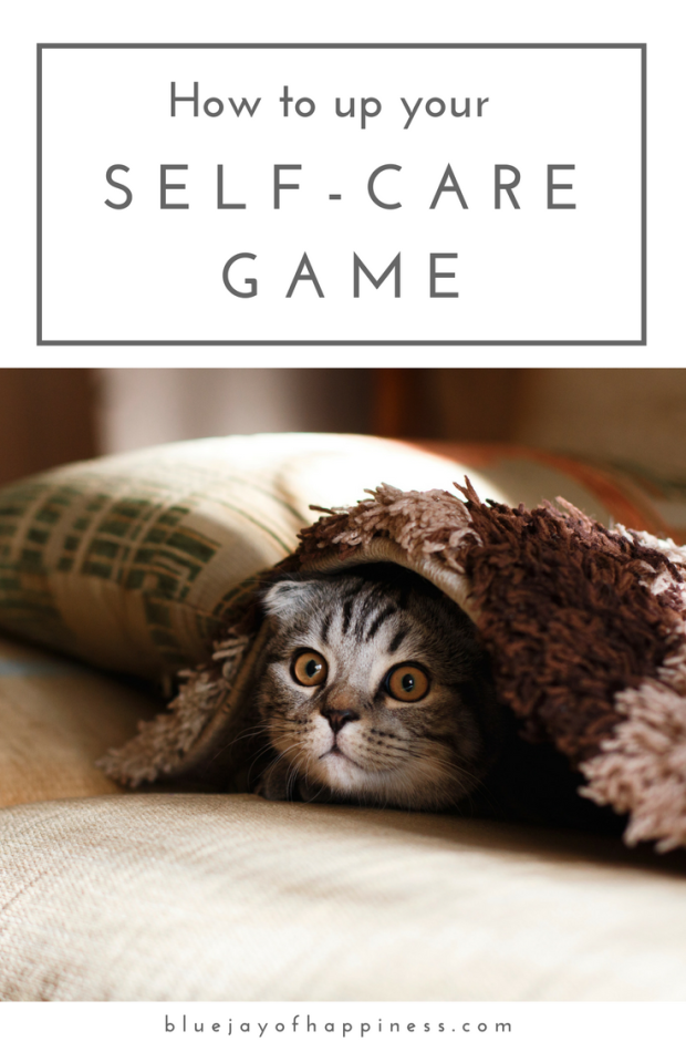 How to up your self-care game