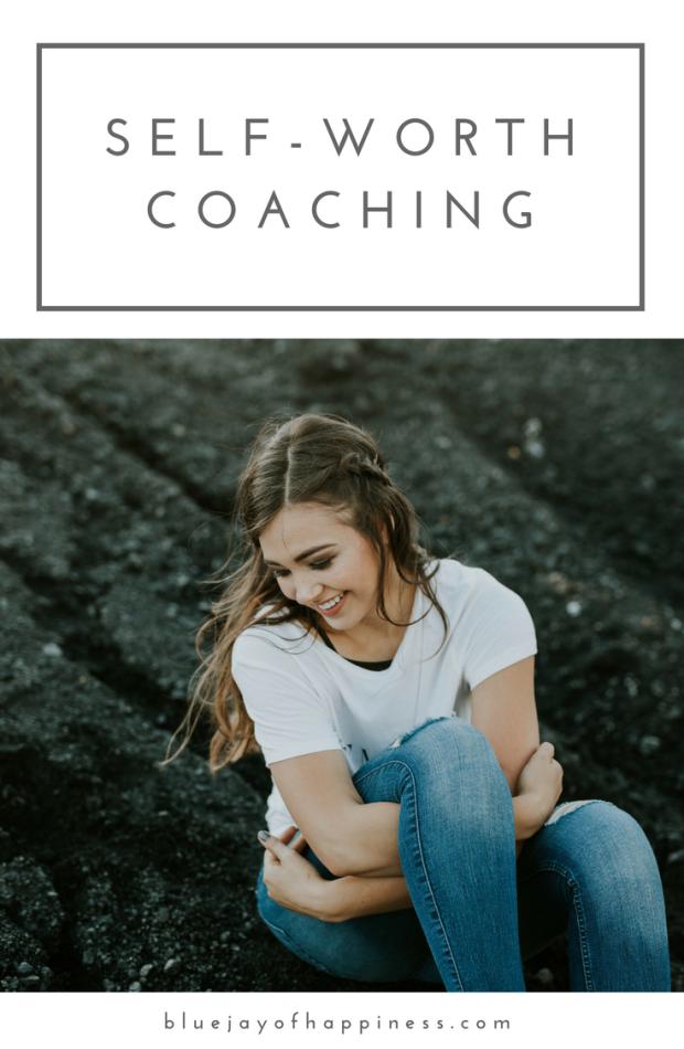 Self-worth coaching launch