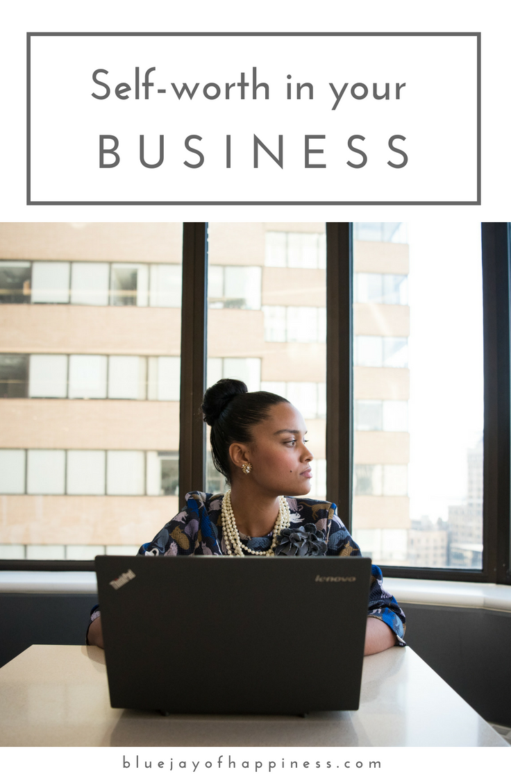 The impact of low self-worth on your business