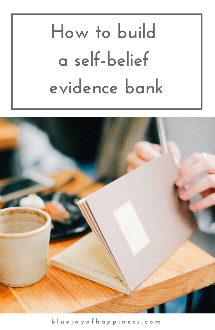 How to build a self-belief evidence bank