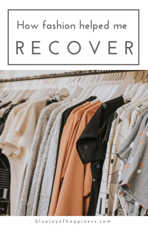 How fashion helped me recover from anorexia